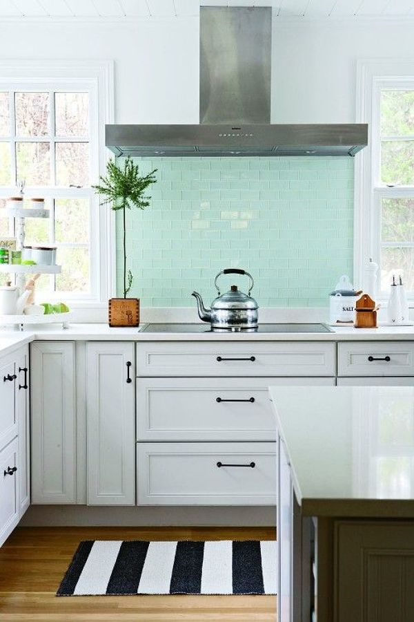 Frentes de cocina cu les son las mejores opciones ideas for Frontal cocina ideas