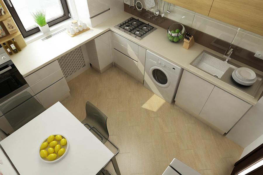 Foto cocina estilo clasico de saint provence 1169543 for Disenador de cocinas gratis