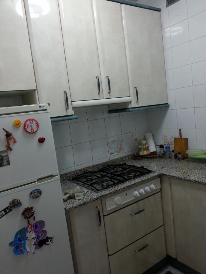 cocina existente antes de la reforma