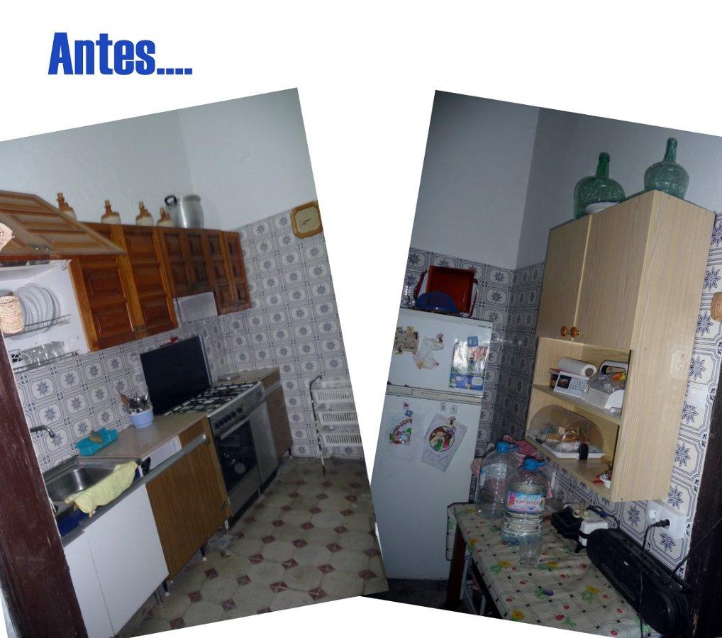 Cocina existente