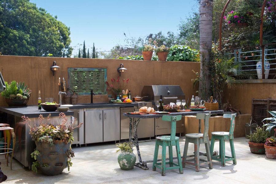 cocinas abiertas al exterior cu l es tu favorita ideas