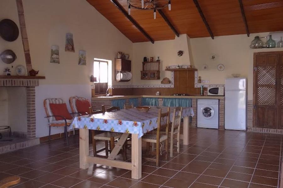 Cocina Huerta la Rural