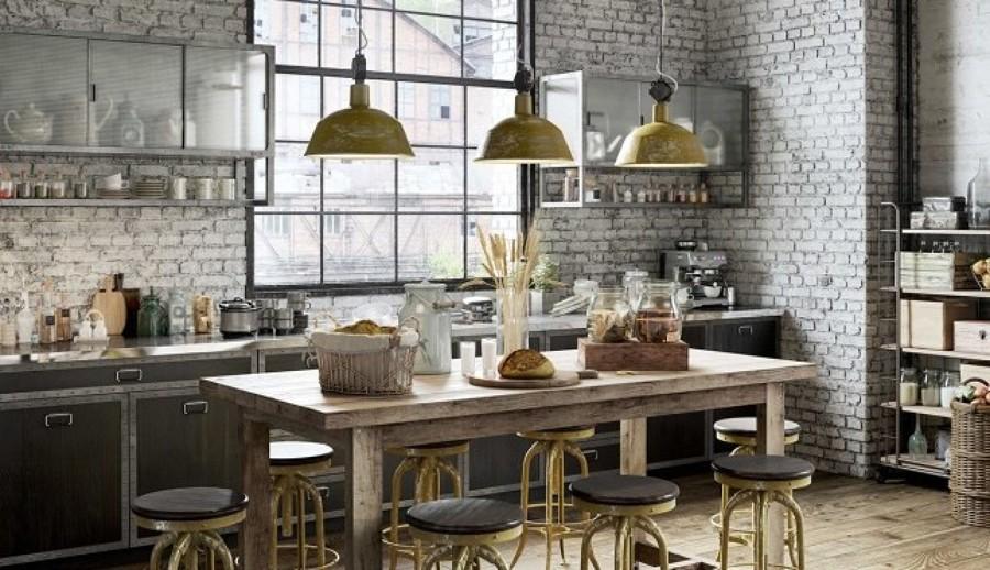 C mo conseguir la cocina perfecta ideas reformas cocinas for Material cocina industrial