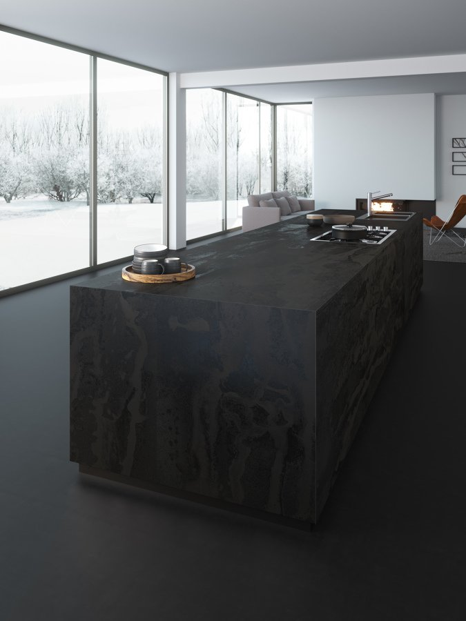 cocina industrial dekton