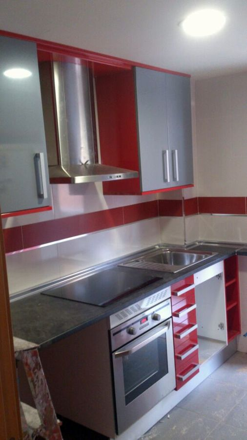 Cocinas instaladas por muebles sacoba ideas muebles - Cocinas en fuenlabrada ...