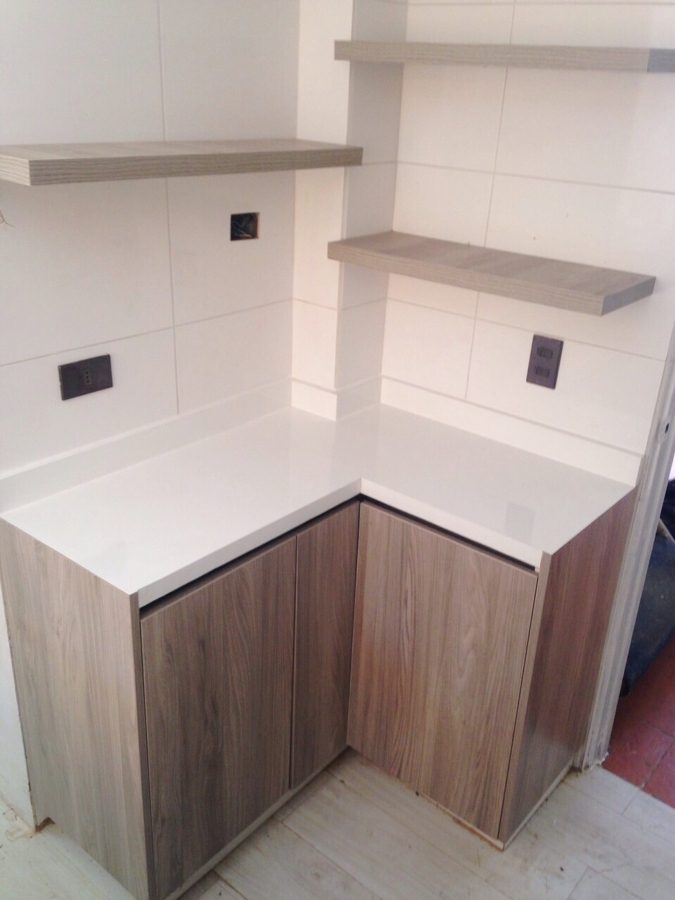 Cocina madera clara ideas reformas cocinas - Cocinas madera clara ...