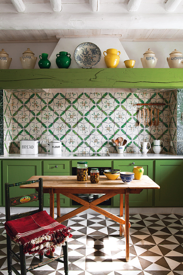 Soluciones low cost para actualizar tu cocina ideas for Decoracion casa estilo andaluz