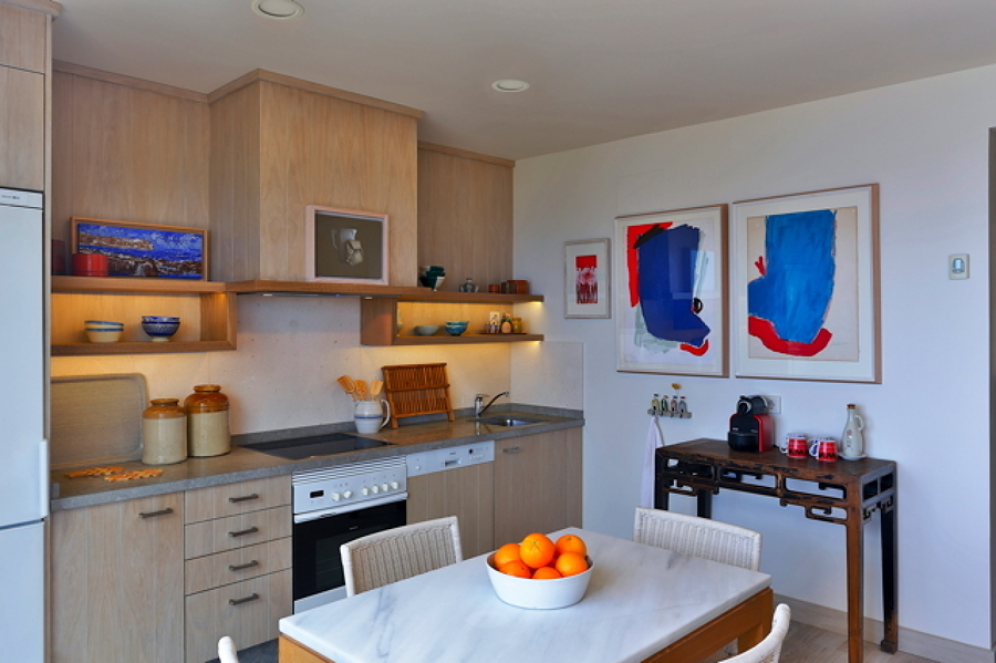 10 cocinas top hechas en espa a ideas reformas cocinas for Cocina practica