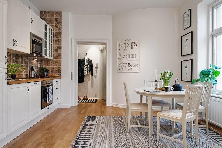 Cualquier lugar es bueno para cocinar integra tu cocina for Cocinas abiertas al pasillo