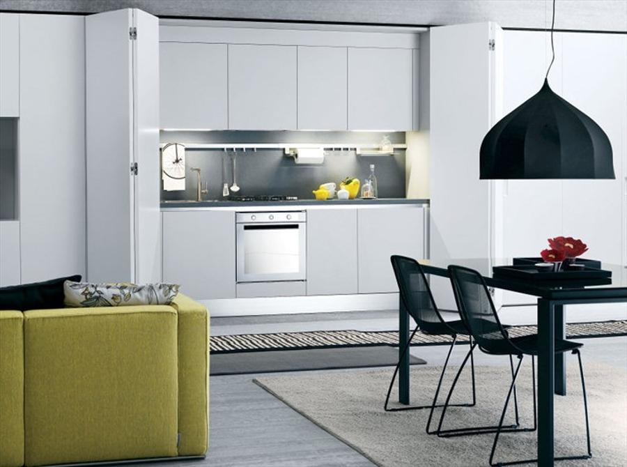 cocinas ocultas espacios multifuncionales ideas decoradores