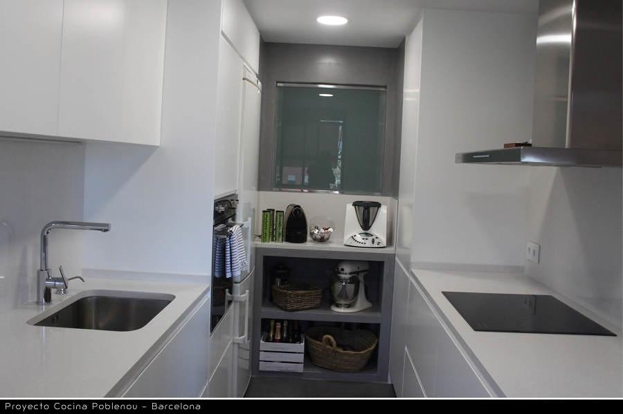Foto Cocina  Office de Bcn Studi #1117697  Habitissimo