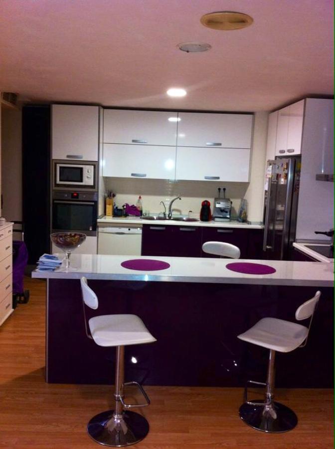 Cocina office Berenjena