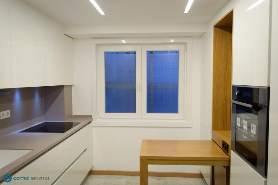 Foto: Cocina Pedini - Mesa Extraíble de Control Reforma #1524093 ...
