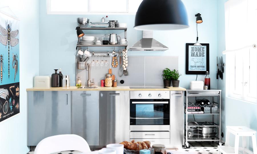10 cocinas muy completas ideas reformas cocinas for Cocinas completas ikea