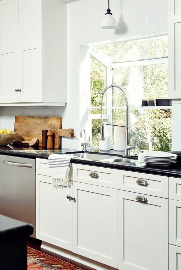cocina pintada
