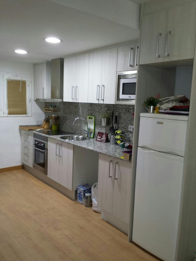 Foto cocina proyecto acabada de grupoigsan 546466 for Proyecto cocina