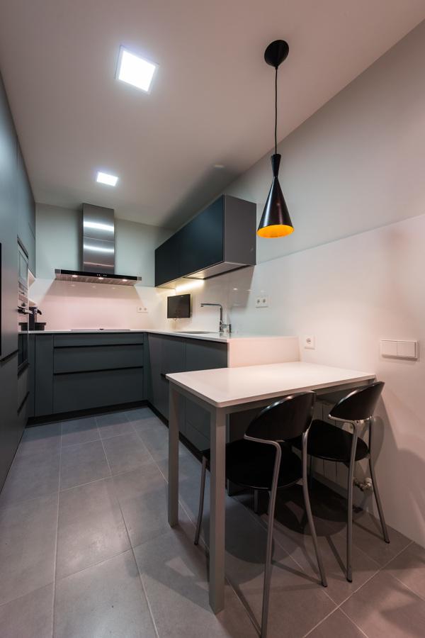 Cocina | Proyecto Pare Claret