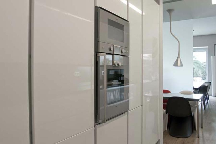 Cocina Reforma de vivienda unifamiliar