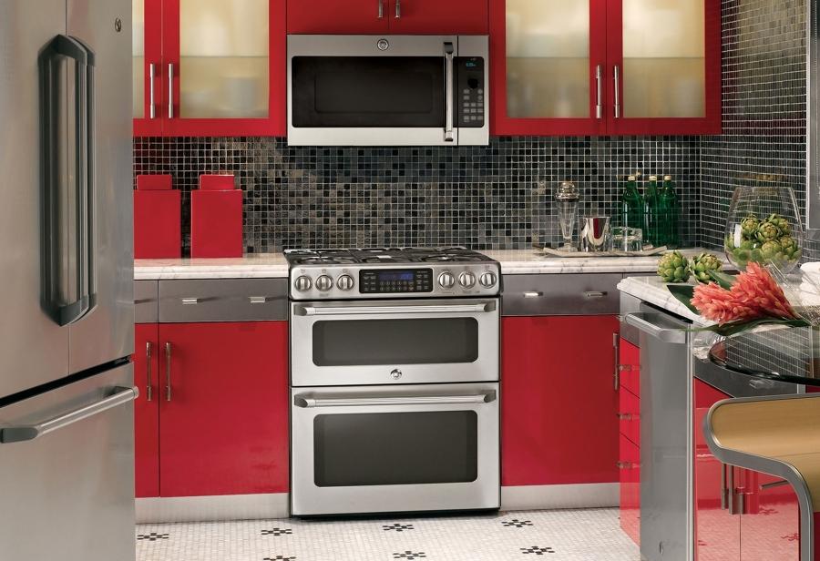Cocinas a todo color ideas decoradores - Gresite para cocinas ...
