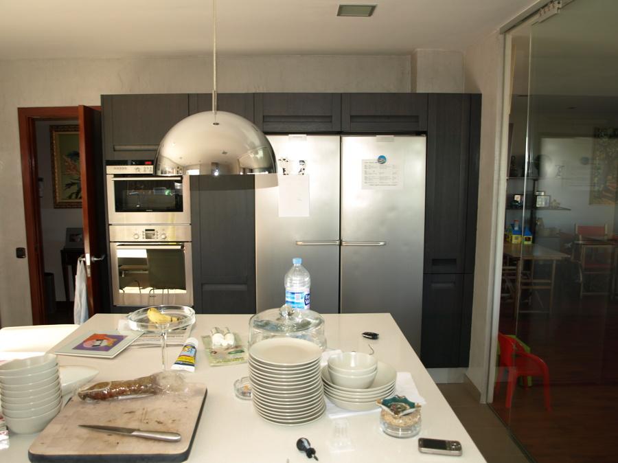 Cocina Rosés interiors
