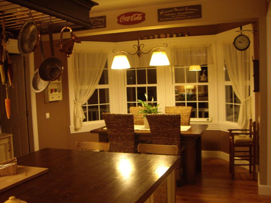 Famosos Foto: Cocina Salón Bay Window de Carpenter House, Construcción De  CF23