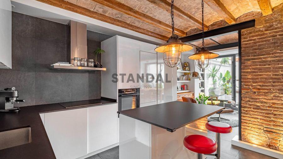 Cocina - Standal