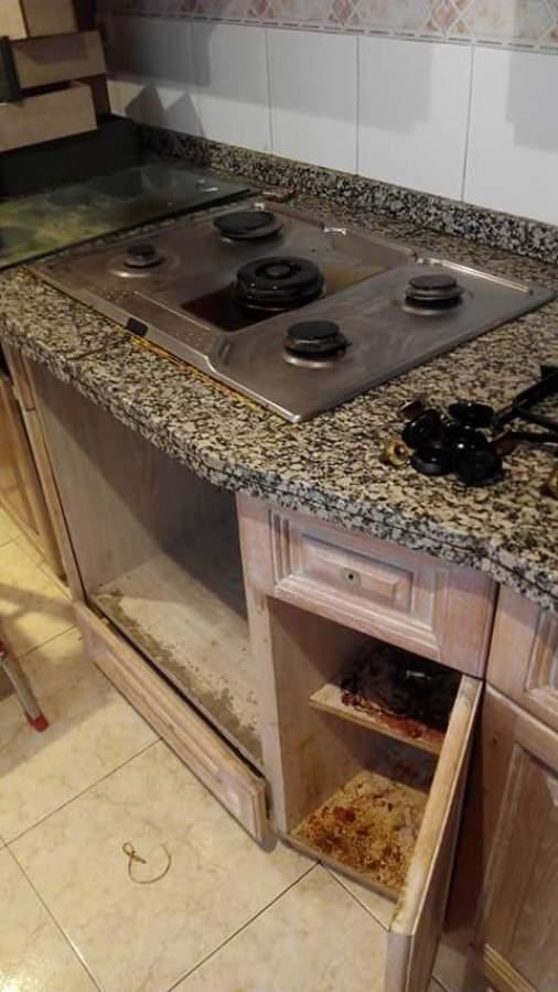 Foto: Cocina Sucia de Tapicleaner #1452106 - Habitissimo