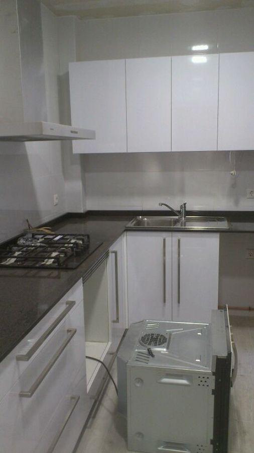 Reforma de cocinas en barcelona ideas reformas cocinas - Reformas de cocinas en barcelona ...