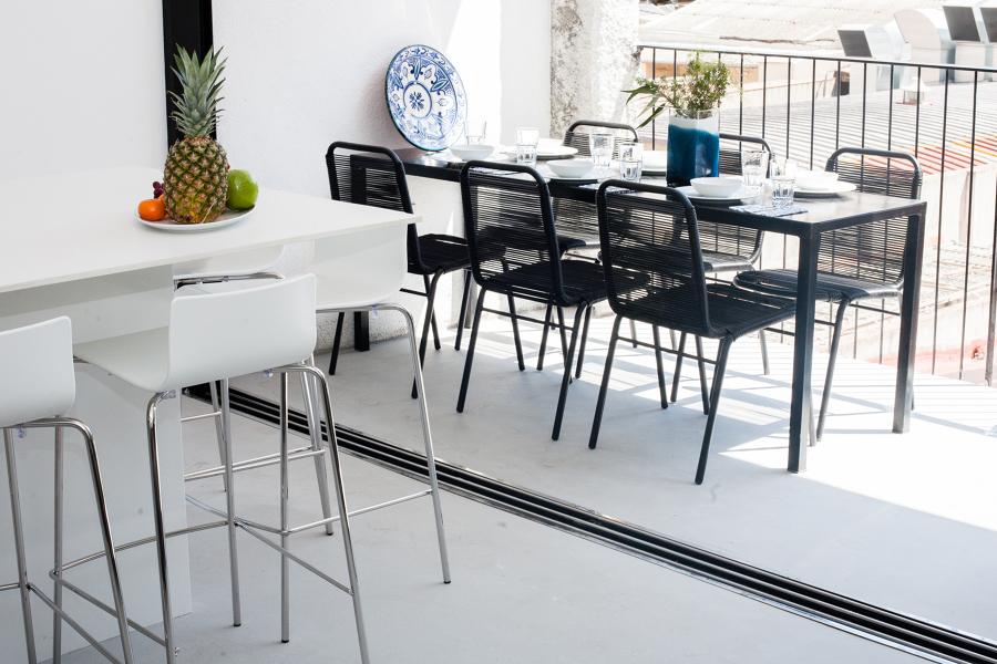 Cocina - terraza