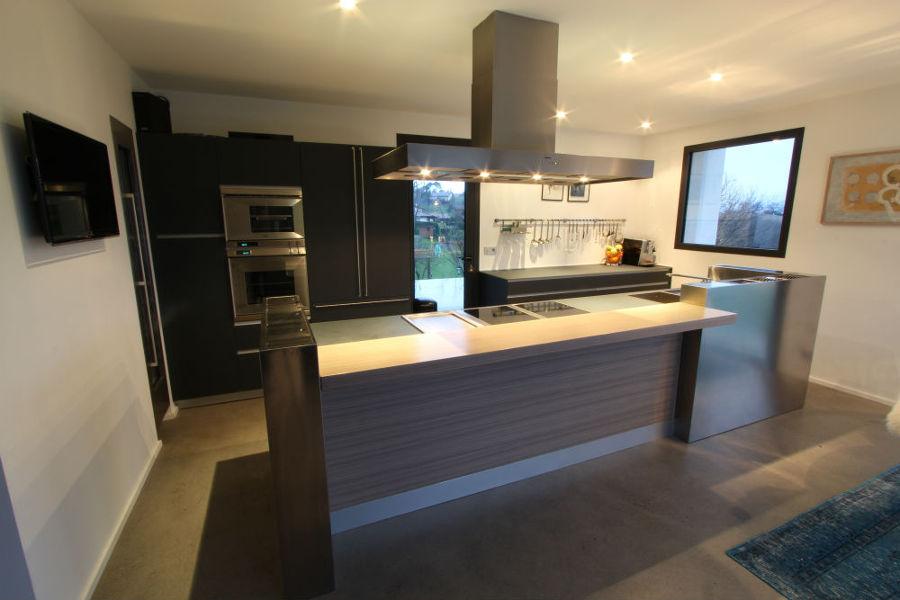 Descubre nuestra cocina con muebles de cocina Valcucine