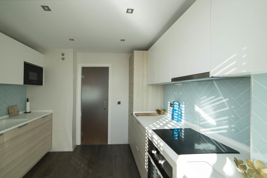 Una vivienda en alcobendas que gan much simo espacio - Reformas en alcobendas ...