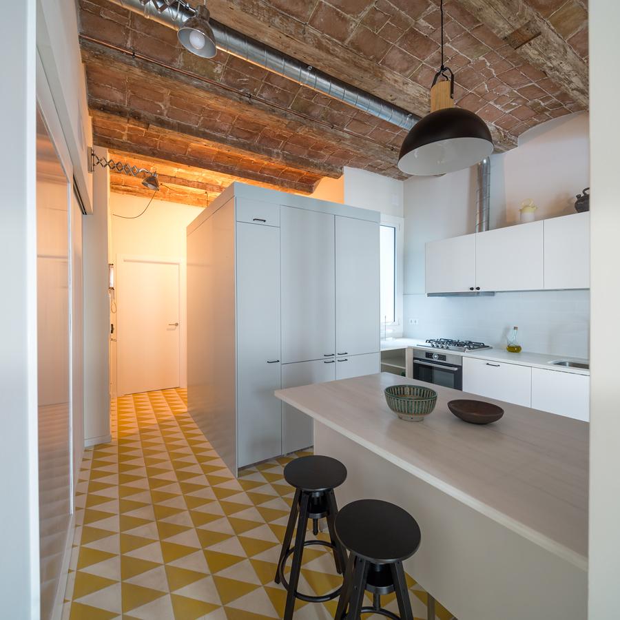 cocina y armarios