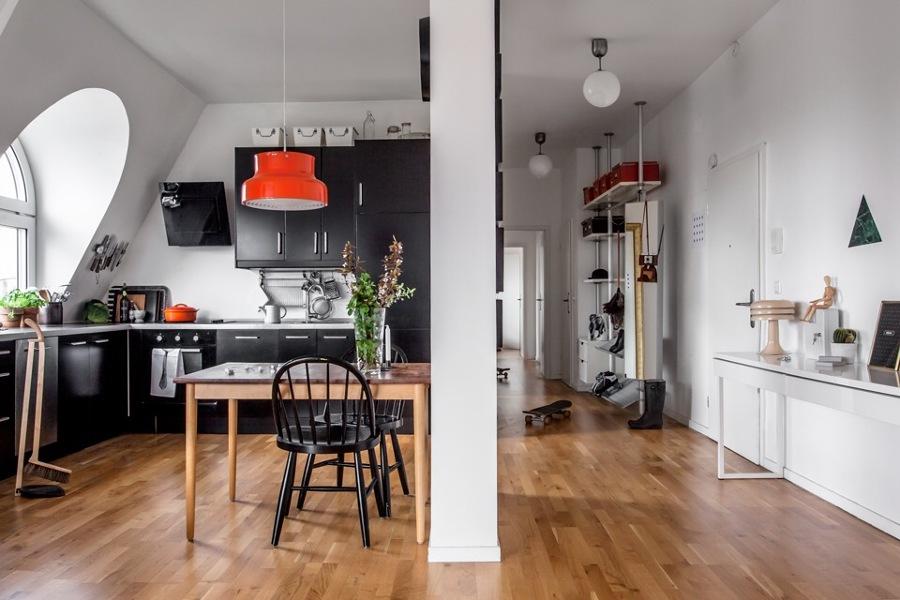 Da la bienvenida al oto o y decora tu hogar con las nuevas for Cocinas abiertas al pasillo