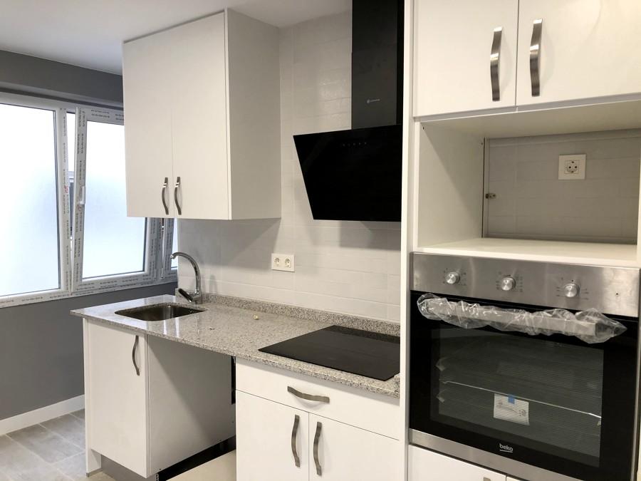 Cocina y zona lavadero