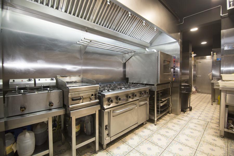 Cocina - Zona de cocción