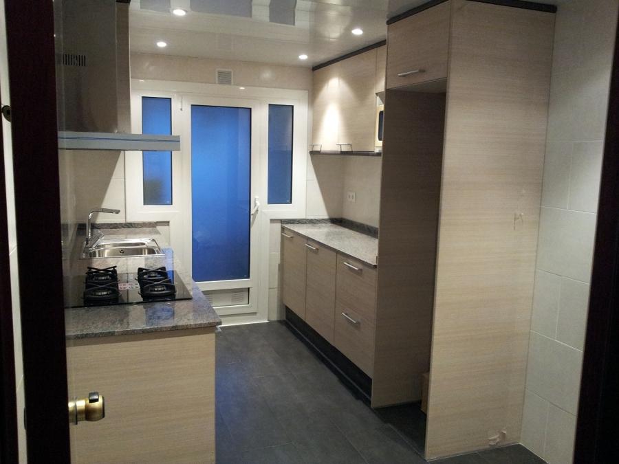 Proyecto y ejecuci n de reforma integral de piso 120 m2 - Reforma piso 50 m2 ...