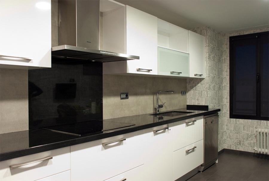 Reforma de cocina y ba o en vivienda unifamiliar ideas reformas cocinas - Precio reforma cocina y bano ...
