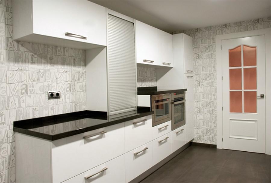Foto cocina de saneamientos col n 459780 habitissimo for Saneamientos granada