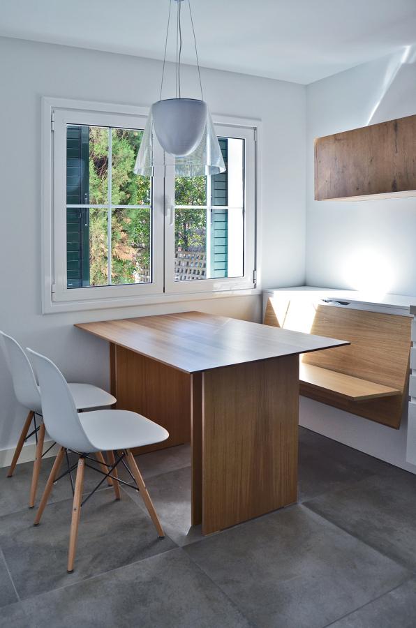 Exprimiendo cada rinc n ideas arquitectos for Banco rinconera cocina blanco