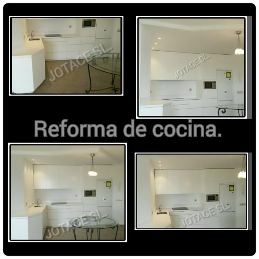 Reforma de ba o y cocina ideas reformas ba os - Reformas de cocina ...