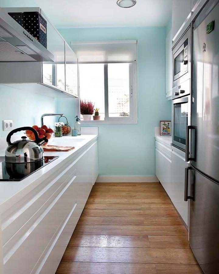 C mo reformar tu cocina sin quitar los azulejos ideas - Paredes de cocina sin azulejos ...