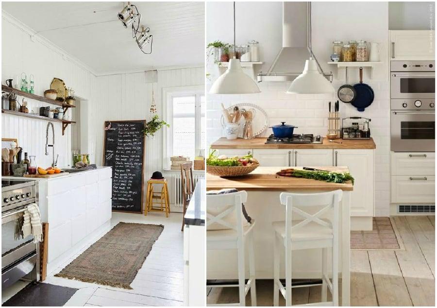 6 formas de dar a tu cocina un toque vintage ideas for Baldosas para cocinas modernas