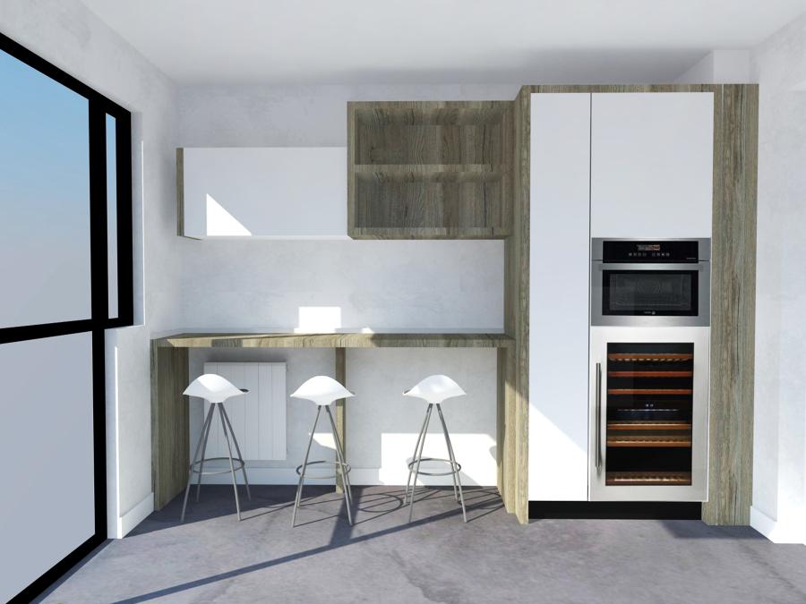 Proyectos de cocinas personalizadas con arredo3 ideas - Proyectos de cocinas ...