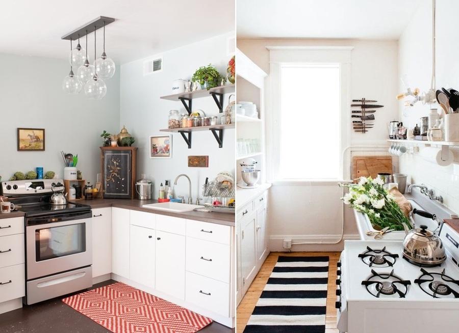 Pinta Tu Cocina y consigue Que Parezca Más Grande | Ideas Decoradores