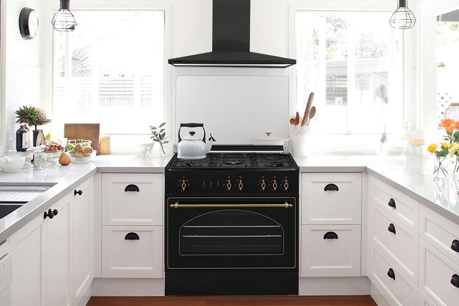 Cocinas r sticas ideas electrodom sticos for Cocinas integrales con horno