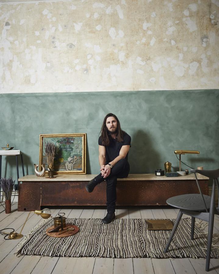 Cofundador y director artístico del estudio de diseño Frama
