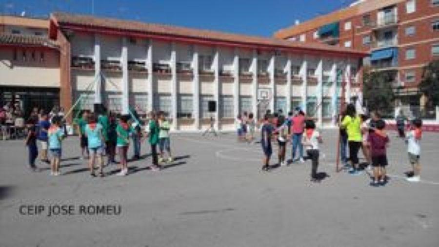 Colegio Público José Romeu - Sagunto