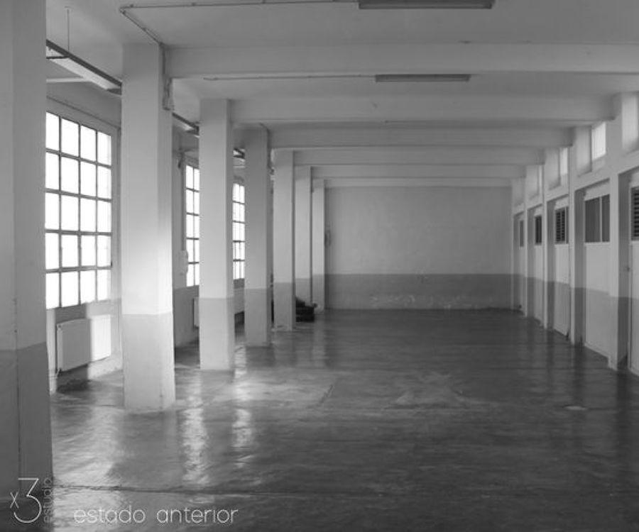 Colegio San Juan y San Pablo, estado anterior