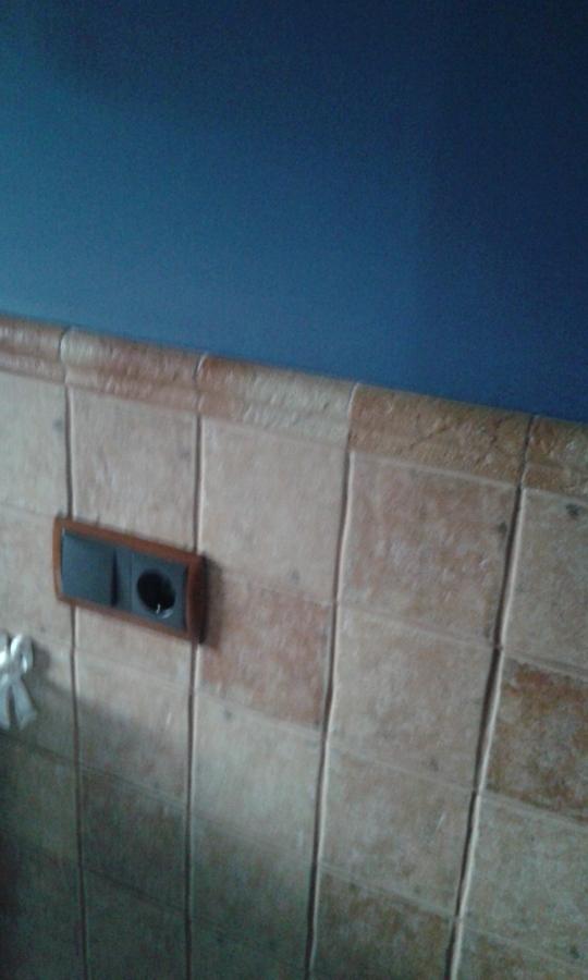 Azulejo Para Baño Rustico:Foto: Colocación Azulejo Rústico en Paredes de Baño de Benito