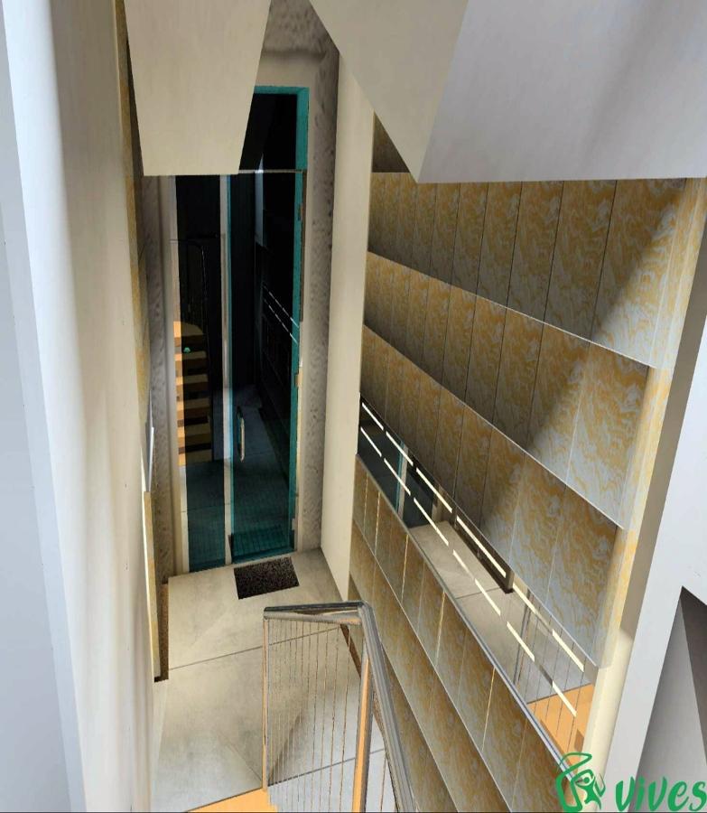 Colocación de ascensor en el sector Universidad en Zaragoza
